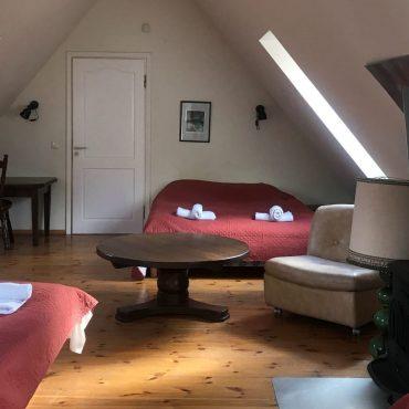 nida hotel jelita studio room